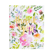 Graphique Thankyou Floral Boxed Cards