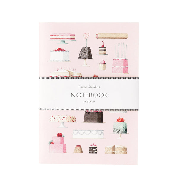 Laura Stoddart Cakes Notebook