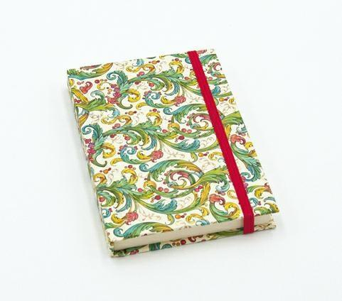 Kartos Signoria Notebook 9x13cm with Elastic Closure