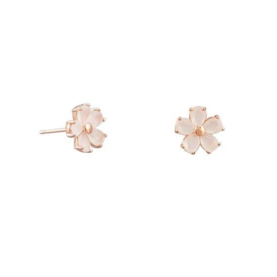Tiger Tree Powder Pink Blossom Studs