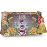 Papaya Love Multiplies Small Accessory Pouch