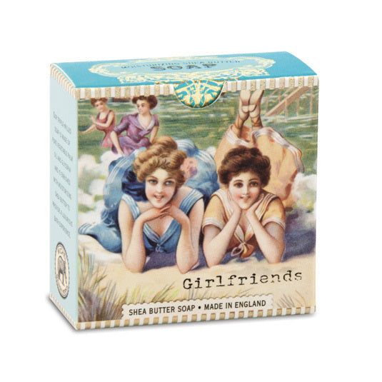 Michel Design Works Little Soap - Girlfriends