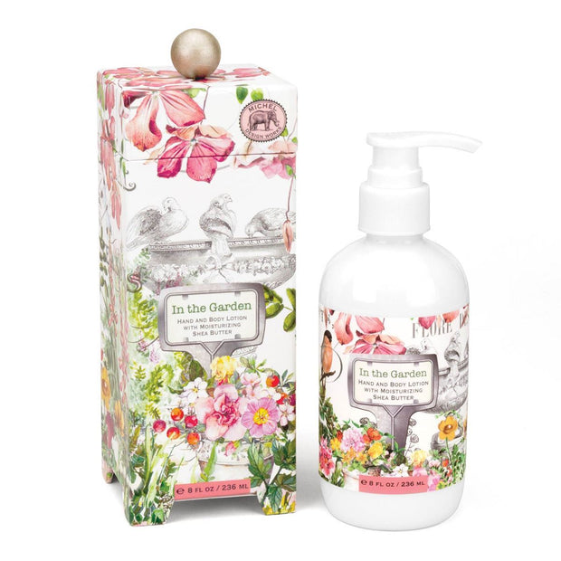 Michel Design Works Hand & Body Lotion - In The Garden