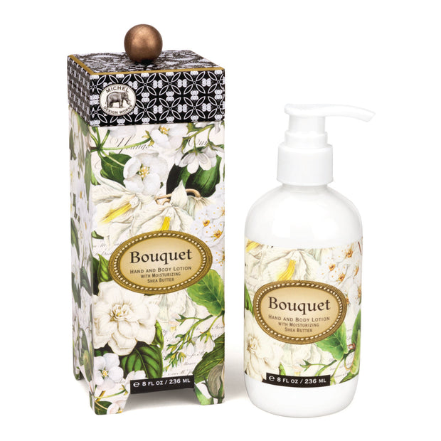 Michel Design Works Hand & Body Lotion - Bouquet