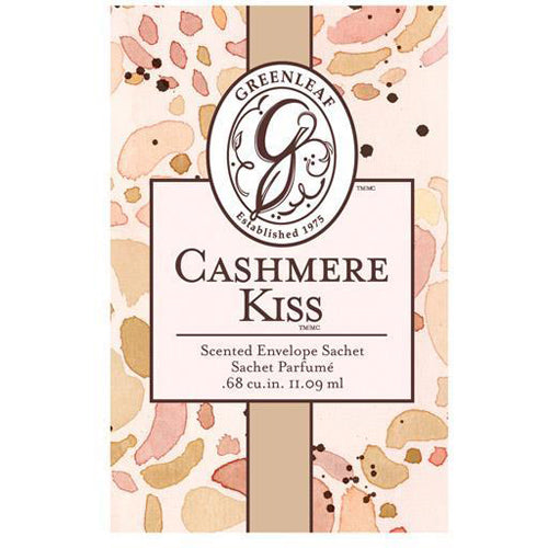 Greenleaf Cashmere Kiss Small Fragrance Sachet