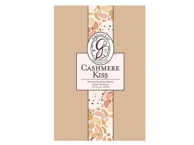 Greenleaf Cashmere Kiss Large Sachet