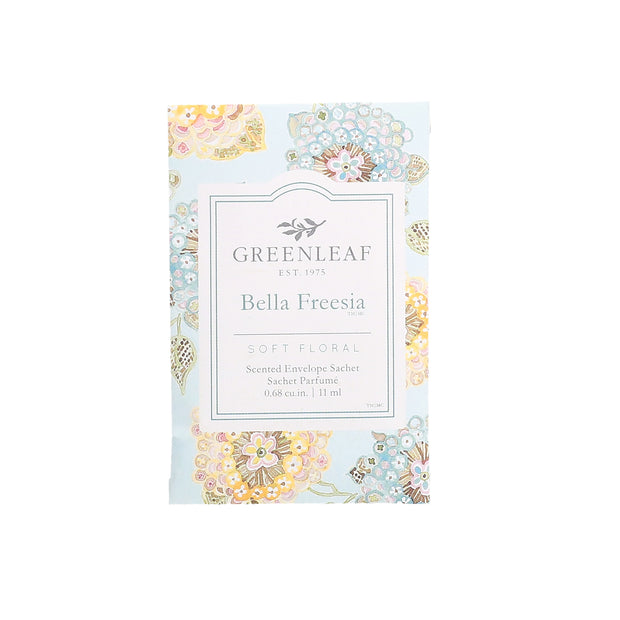 Greenleaf Bella Freesia Small Sachet