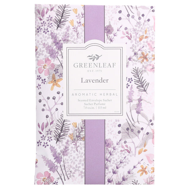 Greenleaf Lavender Large Sachet