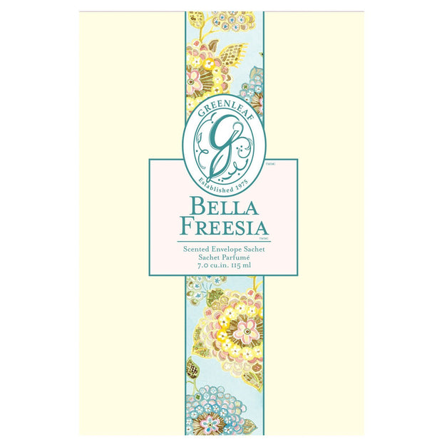 Greenleaf Bella Freesia Large Sachet