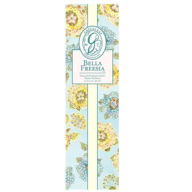 Greenleaf Bella Freesia Slim Sachet