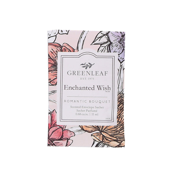 Greenleaf Enchanted Wish Small Sachet