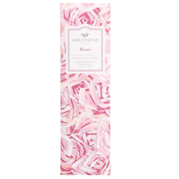Greenleaf Roses Slim Sachet