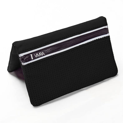 VIVRA Lite - Black - The ultimate fashion activewear accessory to carry your mobile phone, eft card, keys and cash.