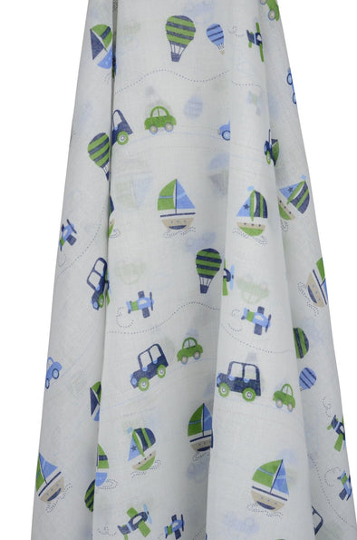 Transport Muslin Wrap