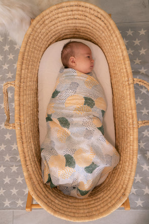 Patches Muslin Wrap