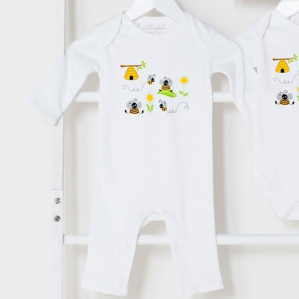 Bumble Bee All in One Outfit
