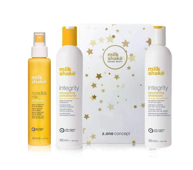 iaahhaircare,Milk Shake Integrity Trio Nourishing Shampoo Conditioner and Incredible Treat,Shampoos & Conditioners,Milk Shake