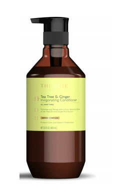 iaahhaircare,Theorie Tea Tree and Ginger Invigorating Conditioner 400mL,Shampoos & Conditioners,Theorie