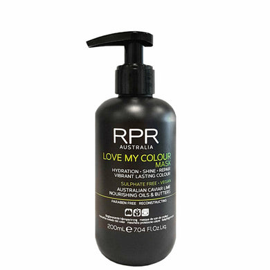 iaahhaircare,RPR Love My Colour Hydration Shine Color  Mask,Styling Products,RPR