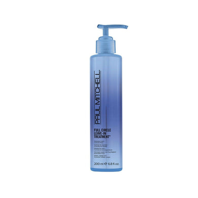 iaahhaircare,Paul Mitchell FULL CIRCLE LEAVE-IN TREATMENT Hydrates Curl Control Frizz 1 x 200,Treatments,Full Circle Paul Mitchell