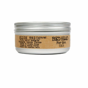 iaahhaircare,TIGI Bed Head For Men Slick Trick Pomade 75g  Styling Product,Styling Products,Tigi