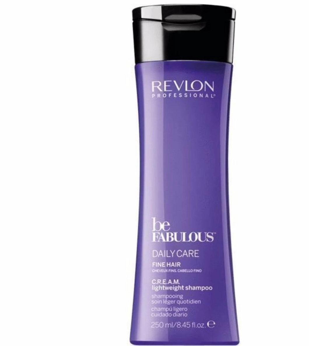 iaahhaircare,Revlon Professional Be Fabulous Daily Care Fine Shampoo C.R.E.A.M,Shampoos & Conditioners,Revlon