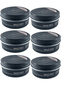 iaahhaircare,RPR WAVE WAX 90g SIX PACK Authorised Stockists of genuine RPR Products,Styling Products,Wave Wax RPR