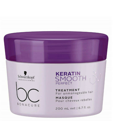 iaahhaircare,Schwarzkopf BC Bonacure Keratin Smooth Perfect  Treatment Masque,Treatments,BC Keratin Smooth Scwarzkopf