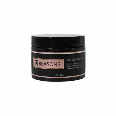 iaahhaircare,12Reasons Marula Oil Mask 250ml,Shampoos & Conditioners,12 Reasons