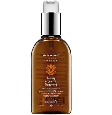 iaahhaircare,Trichovedic Luxury Argan Oil 125ml,Oils,Trichovedic Luxury