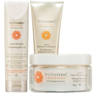 iaahhaircare,Trichovedic Luxury Colour Keratin after care Pack Combo,Sets,Trichovedic Luxury