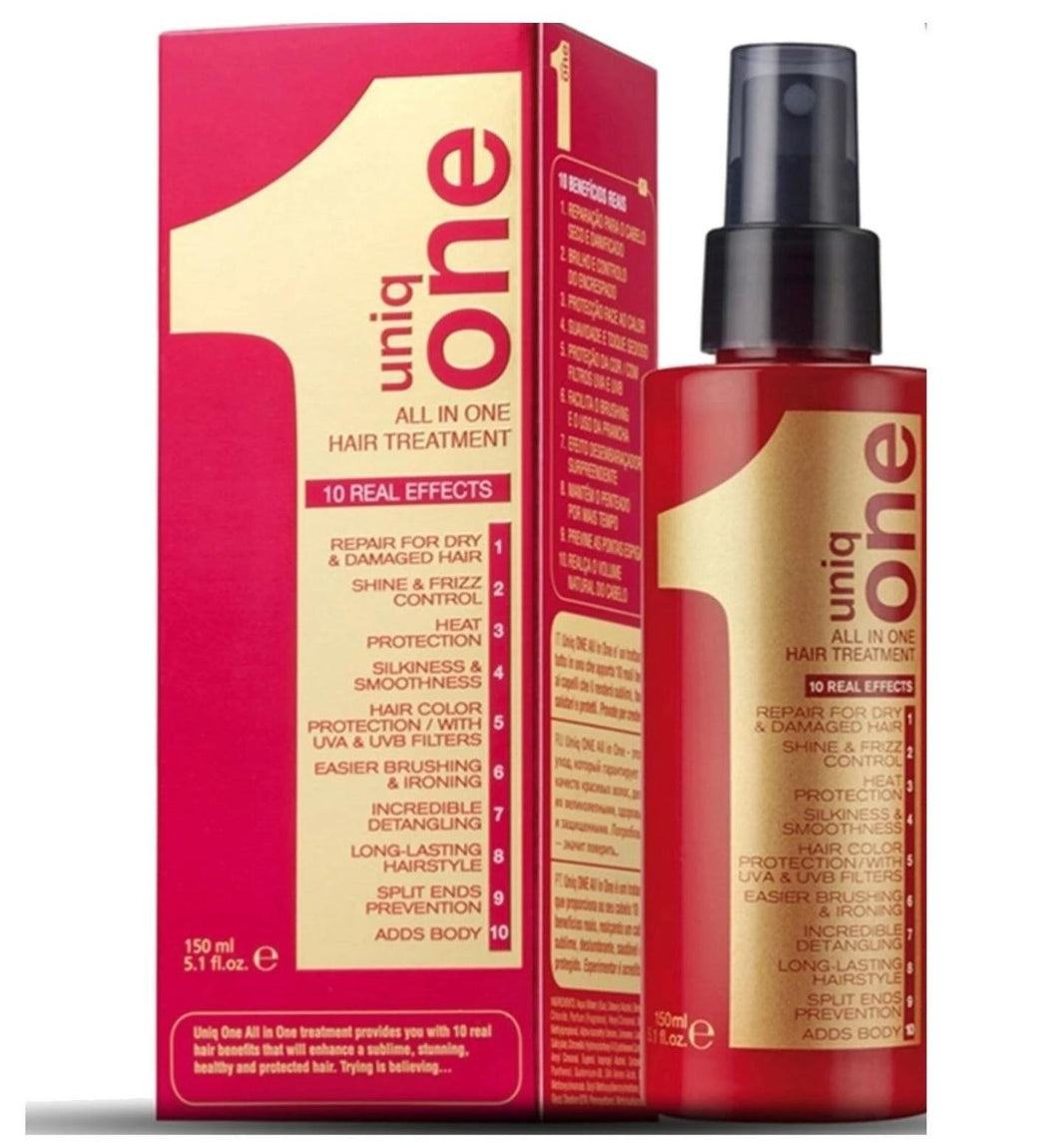 iaahhaircare,Revlon Professional Uniq One All In One Hair Treatment 150ml,Shampoos & Conditioners,Revlon