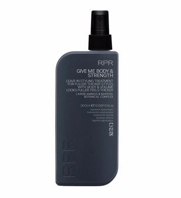 iaahhaircare,RPR Give Me Body & Strength 300ml,Styling Products,Styling RPR