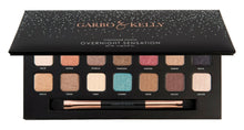 Load image into Gallery viewer, iaahhaircare,Overnight Sensation 14 Shades - EyeShadow Palette x 1 Garbo & Kelly,Eye Shadow,Eyeshadow