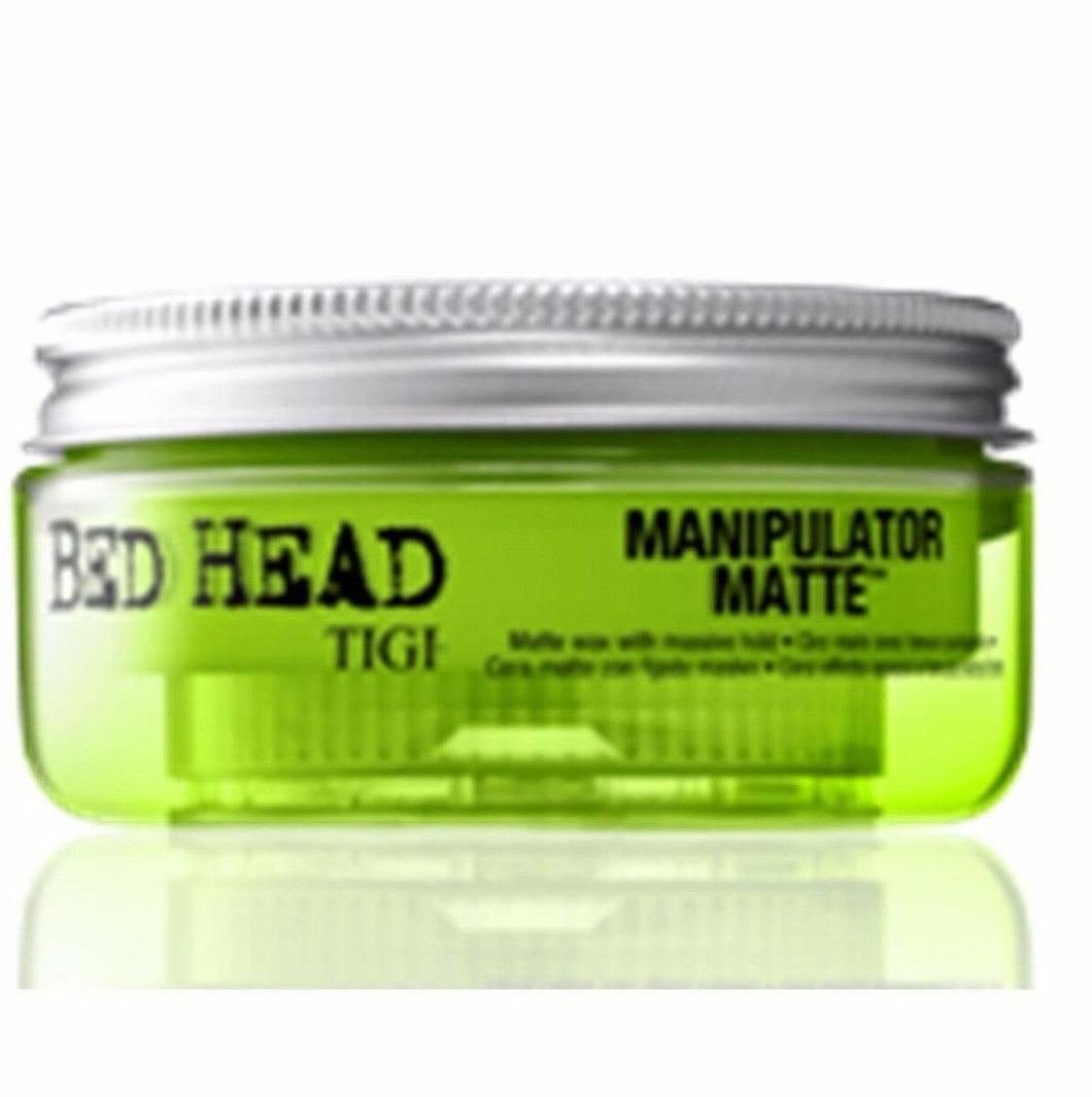 iaahhaircare,Tigi Bed Head Manipulator Matte Matte Wax with Massive Hold 57.2g/2oz,Styling Products,Tigi