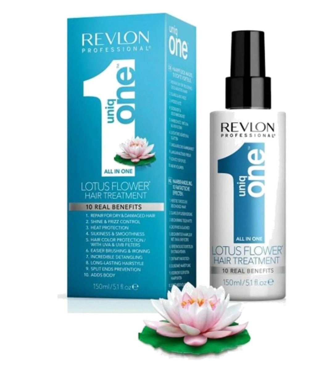 iaahhaircare,Revlon Professional Uniq One Lotus Flower All In One Hair Treatment 150ml,Shampoos & Conditioners,Revlon