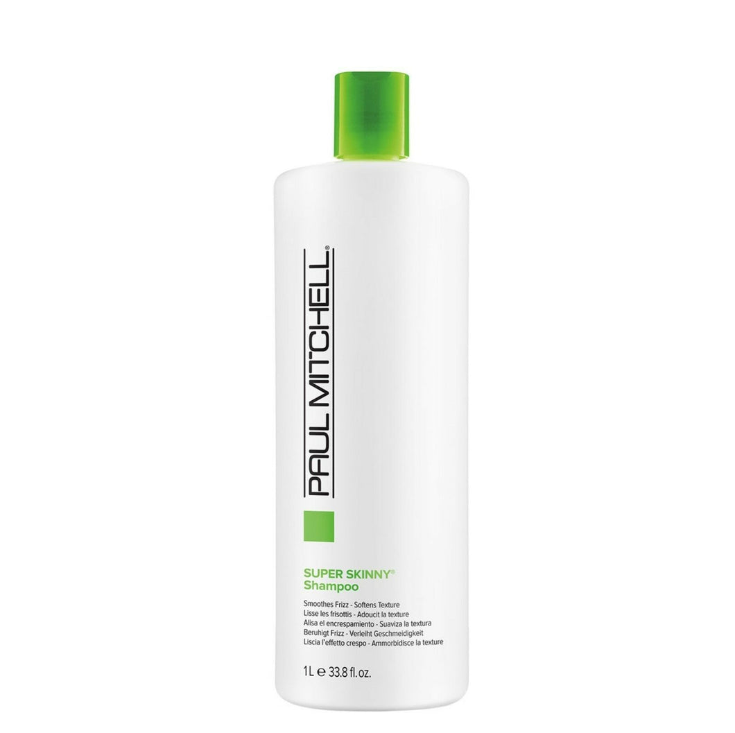 iaahhaircare,Paul Mitchell SUPER SKINNY Smoothes Frizz Shampoo 1lt,Shampoos & Conditioners,Super Skinny Paul Mitchell