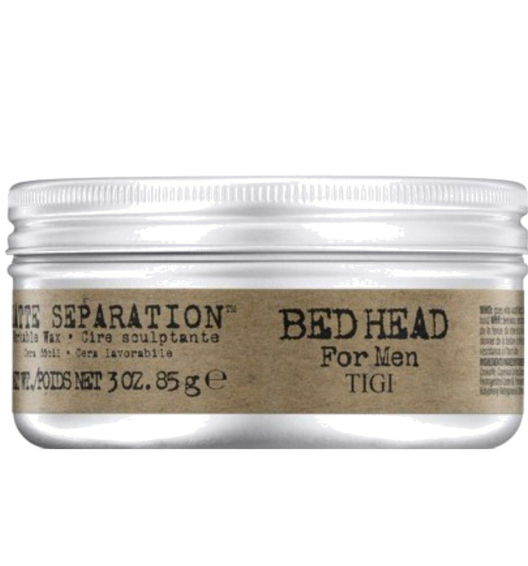 iaahhaircare,Tigi Bed Head B For Men Matte Separation Workable Wax 1 x 85g/3.0oz,Styling Products,Tigi