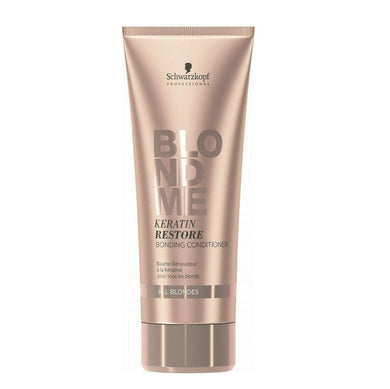 iaahhaircare,Schwarzkopf BLONDME Keratin Restore Bonding Conditioner All Blondes,Shampoos & Conditioners,Schwarzkopf