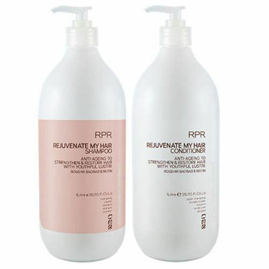 iaahhaircare,RPR Rejuvenate My Hair SHAMPOO &CONDITIONER 1 LITRE DUO,Shampoo and Conditioner,Rejuvenate My Hair RPR