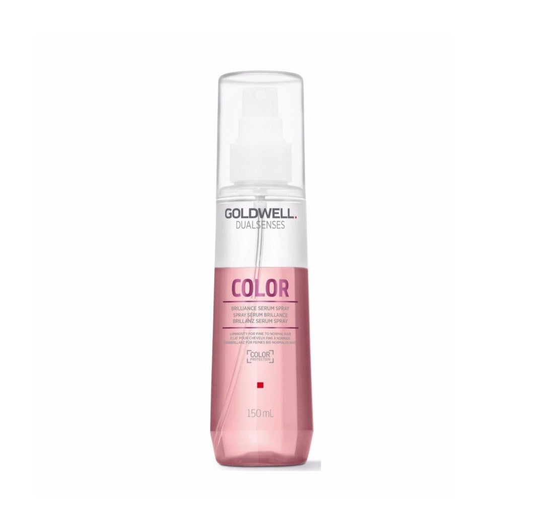 Goldwell Dualsenses Brilliance Colour Shine Serum Spray - On Line Hair Depot
