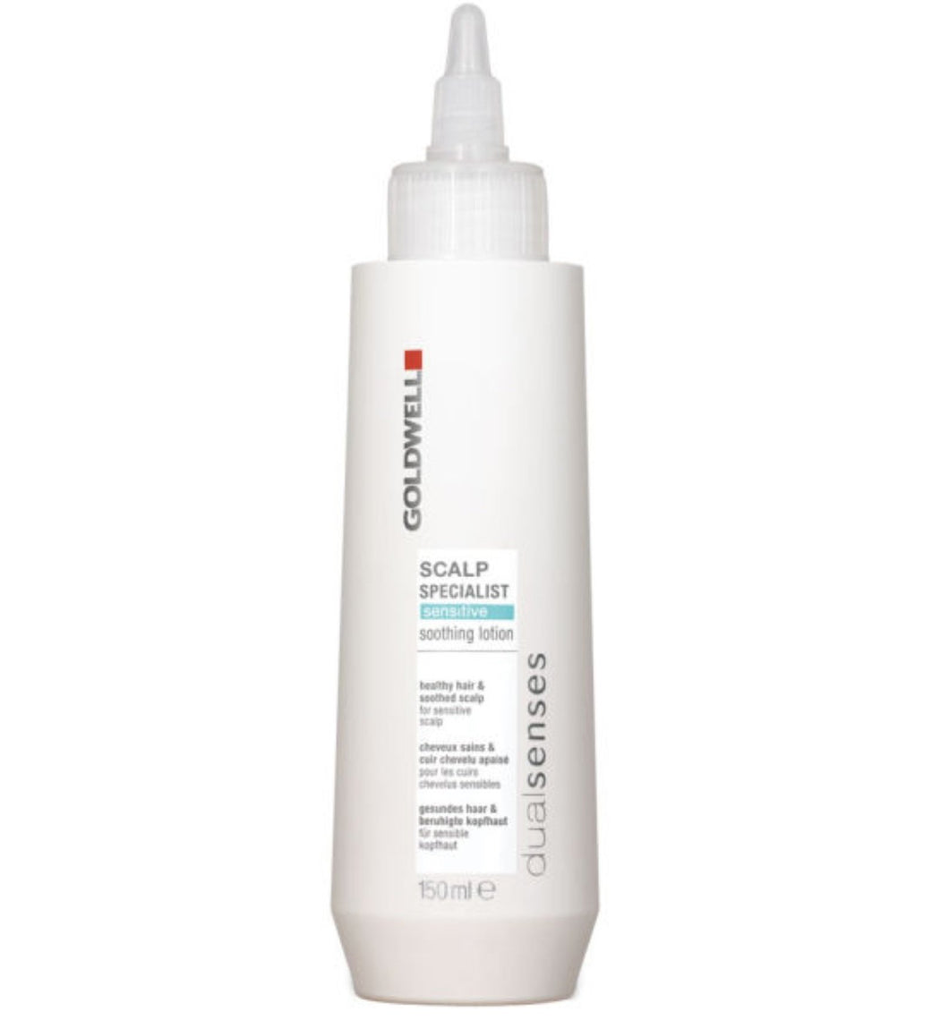 GOLDWELL Dual Senses Scalp Sensitive Soothing Lotion 150ml - On Line Hair Depot