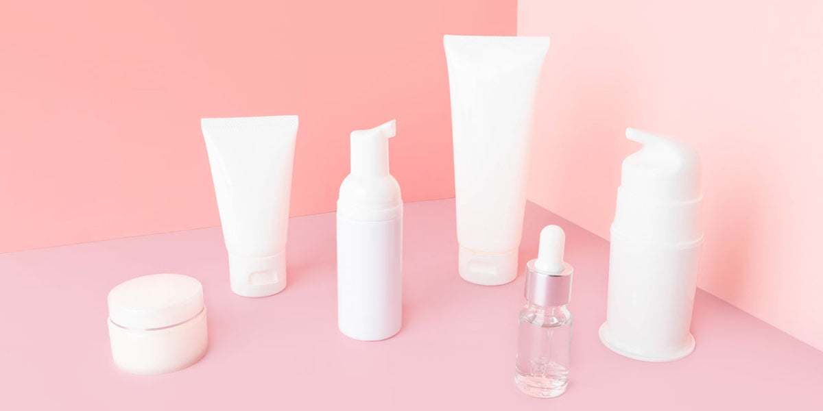 A simple 5-step skincare routine