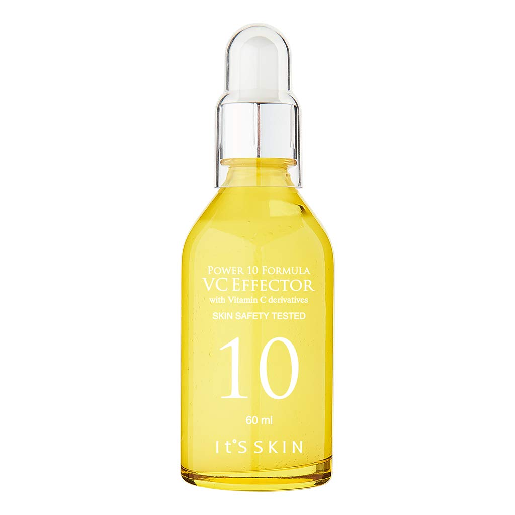Power 10 Formula serum from the brand it'S Skin with Vitamin C derivates. 30ml