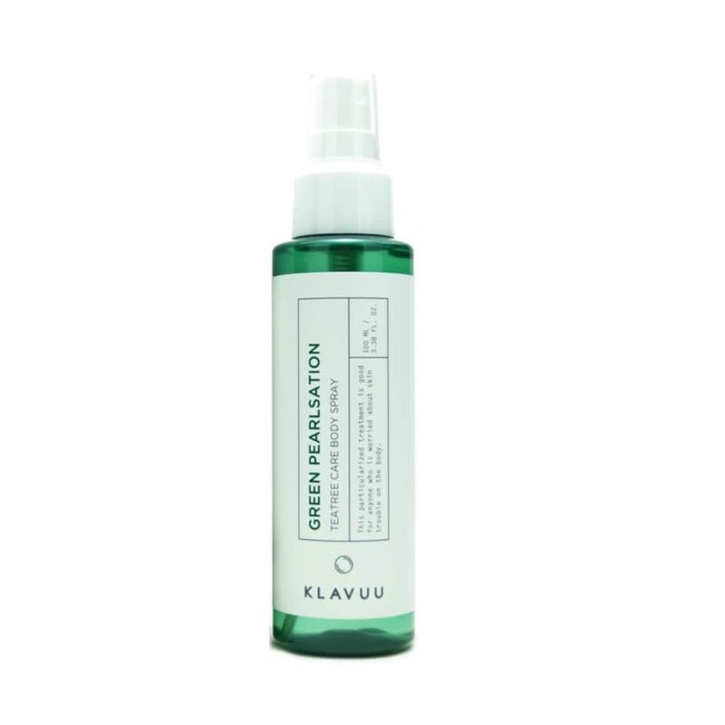 Green Pearlsation Tea Tree Care Body Spray