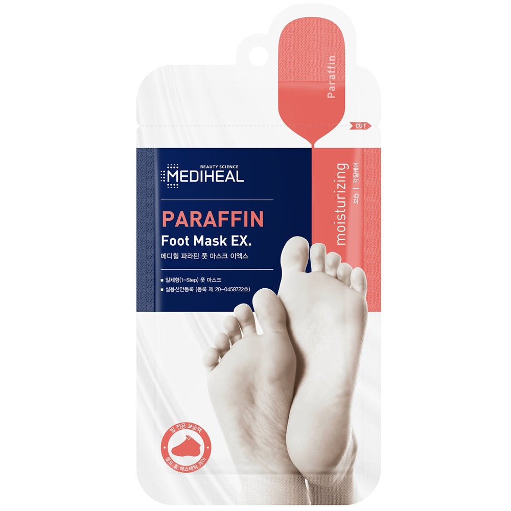 Paraffin Foot Mask Ex. - Moisturizing