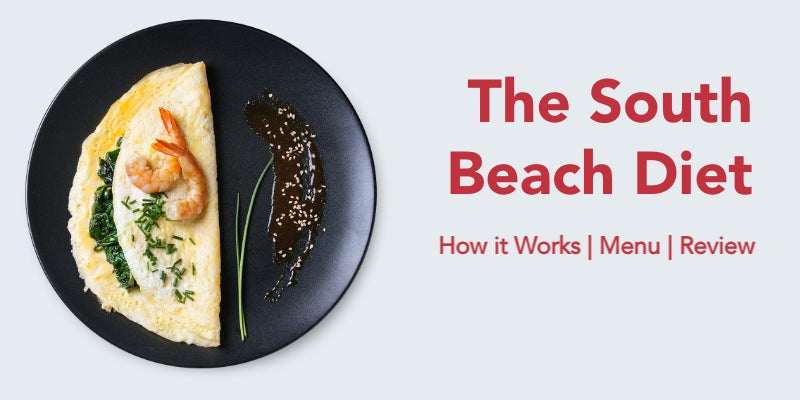 South Beach Diet review, menu and author