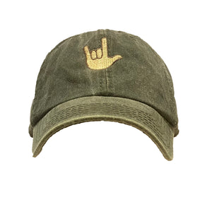 """we guuud"" camper cap"