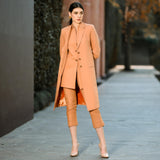 Nugget Overly Blazer Set