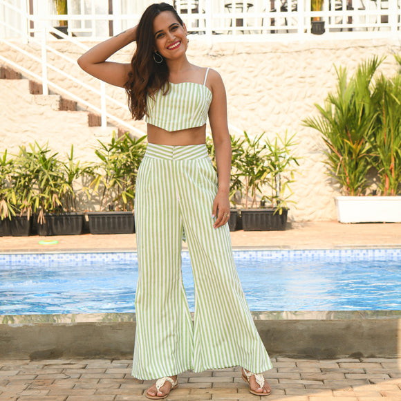 Lime Punch Co-ord Set